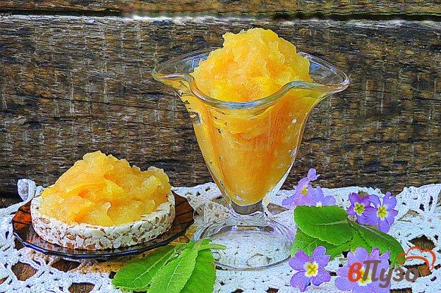 фото рецепта: Джем яблочно-апельсиновый