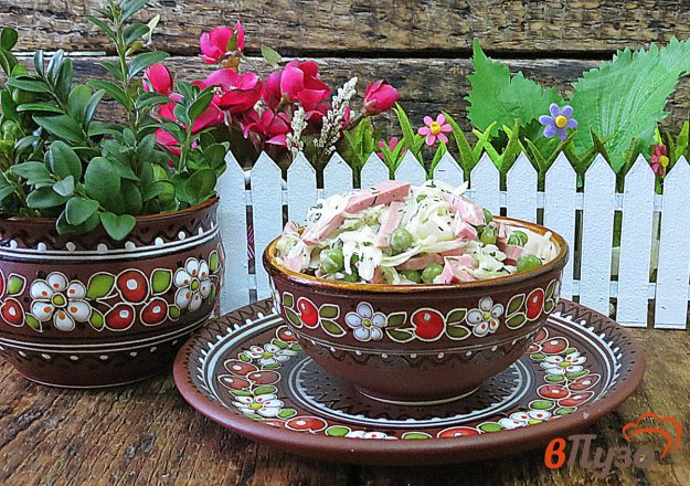 фото рецепта: Салат днестр