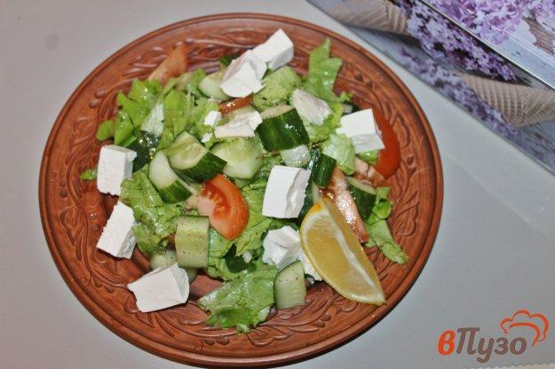 фото рецепта: Греческий салат