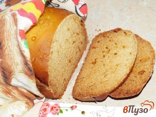 фото рецепта: Кукурузный хлеб