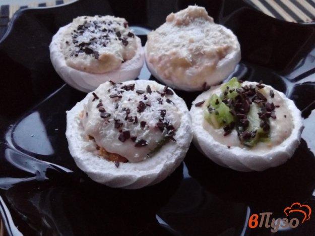 фото рецепта: Зефирные пирожные
