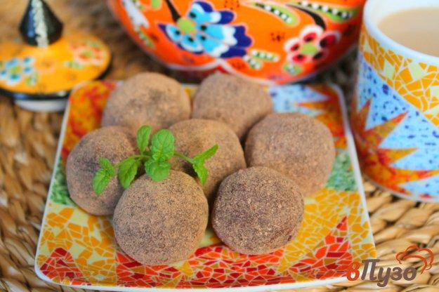 фото рецепта: Конфеты из сухофруктов, орехов и пророщенной пшеницы