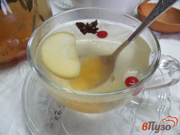 фото рецепта: Чай с шалфеем и мандарином
