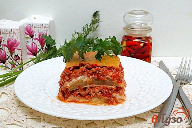 фото рецепта: Капустная лазанья
