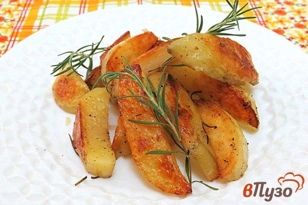 фото рецепта: Картофель запеченный в духовке