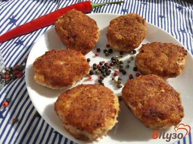 фото рецепта: Котлеты из куриного филе со сливочным маслом