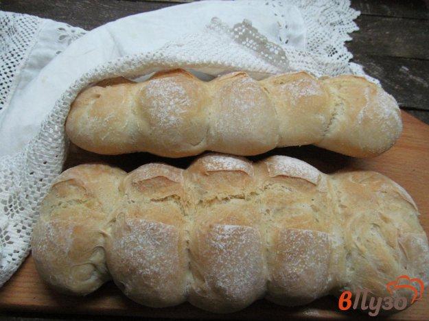 фото рецепта: Итальянский хлеб из Тичино