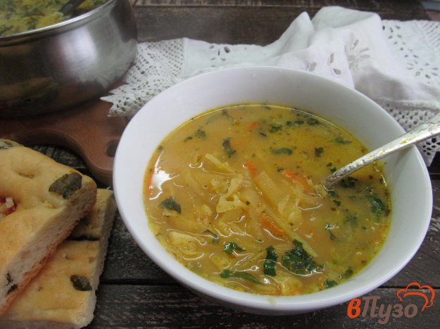 фото рецепта: Овощной суп