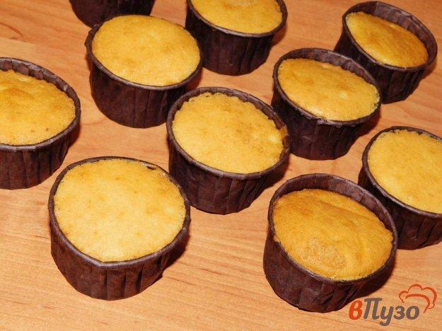фото рецепта: Творожные кексы