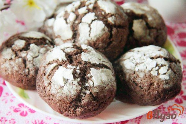 фото рецепта: Шоколадные пряники