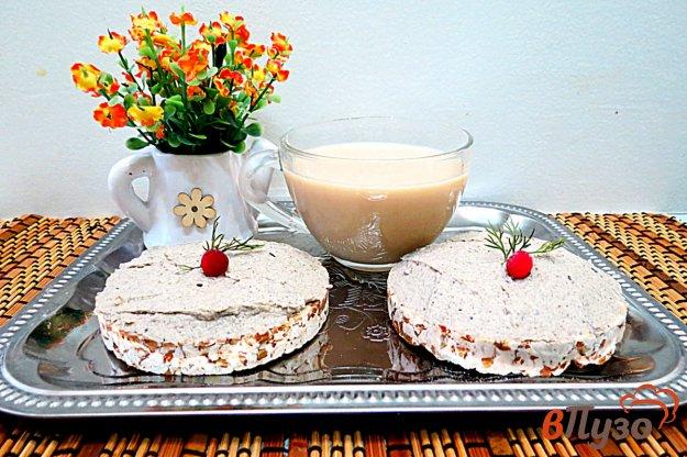 фото рецепта: Яично-грибной паштет