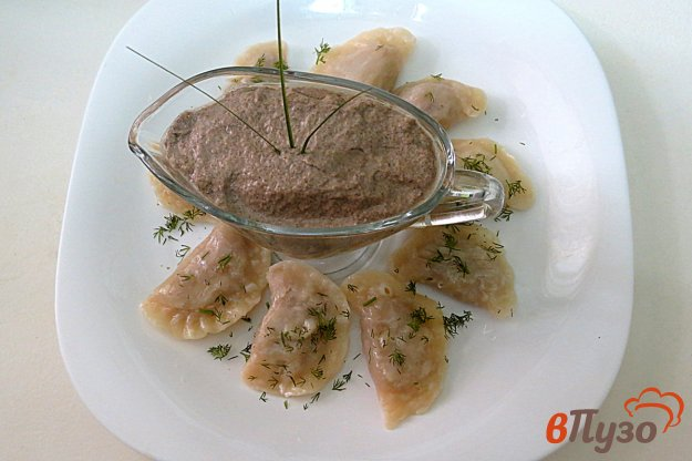 фото рецепта: Соус грибной к пасте, кашам и овощам
