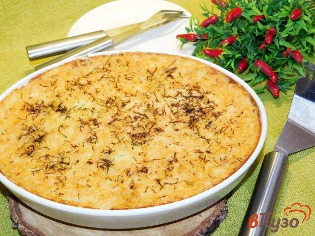 фото рецепта: Картофельная запеканка с фаршем