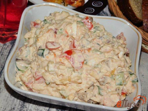 фото рецепта: Салат пикантный
