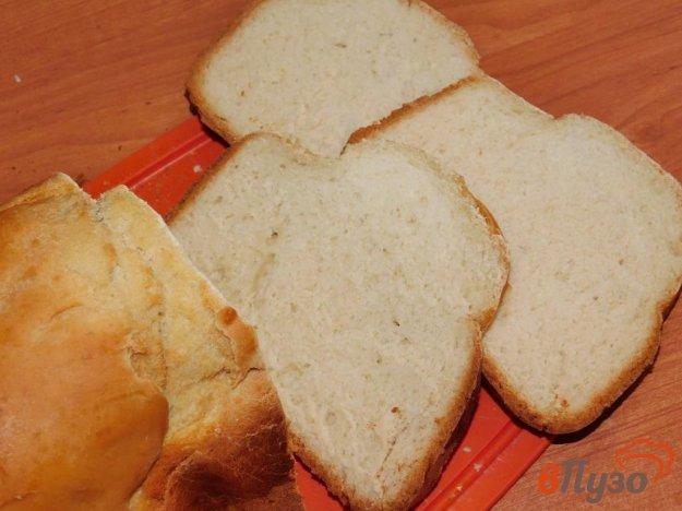 фото рецепта: Домашний хлеб с манкой и яйцом