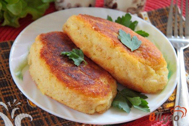 фото рецепта: Сосиски в картофельной шубке