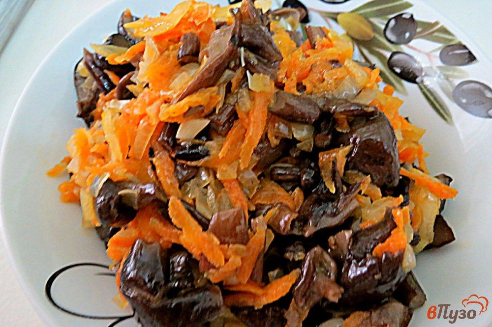 Фото приготовление рецепта: Картофельные зразы в духовке шаг №9