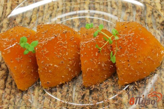 фото рецепта: Желе из абрикосового пюре