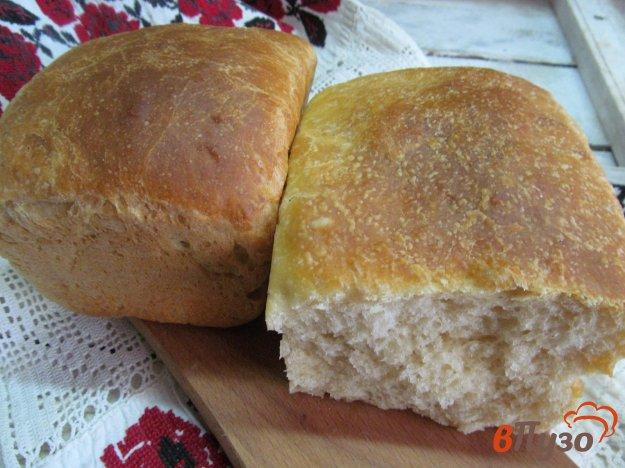 фото рецепта: Хлеб на молоке