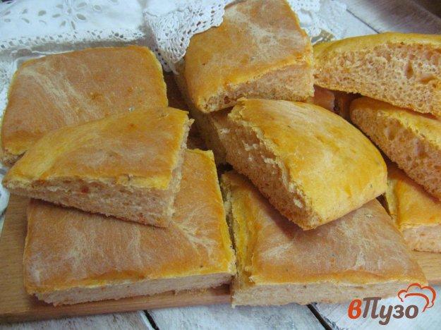 фото рецепта: Томатный хлеб
