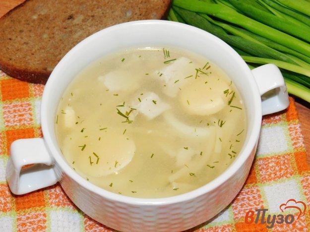 фото рецепта: Детский легкий суп из индейки