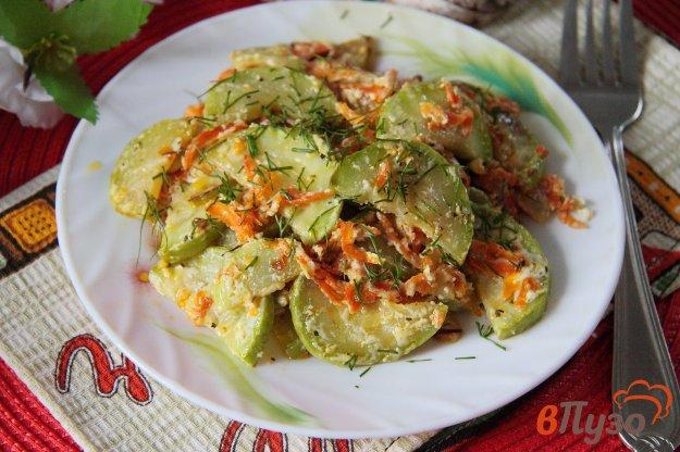 фото рецепта: Кабачки по-венгерски