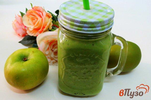 фото рецепта: Зелёный смузи