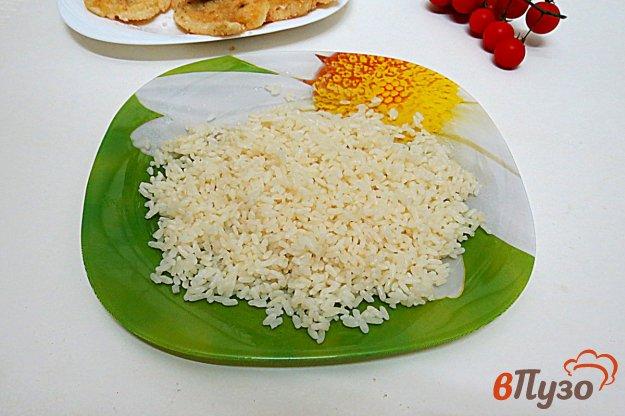 фото рецепта: Рис гарнирный рассыпчатый (по гречески)