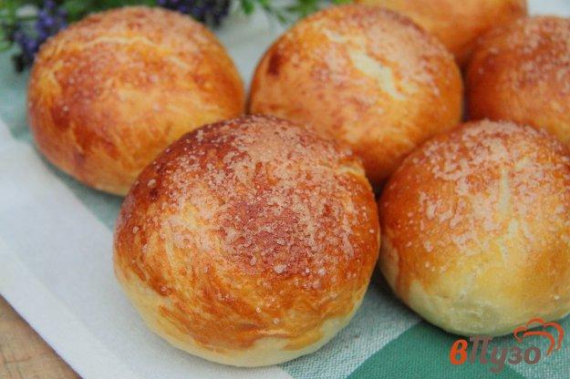 фото рецепта: Венские булочки с сахарной посыпкой