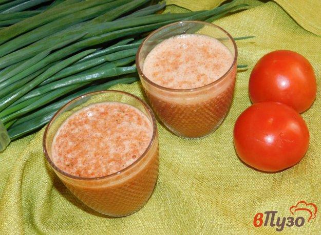 фото рецепта: Овощной смузи