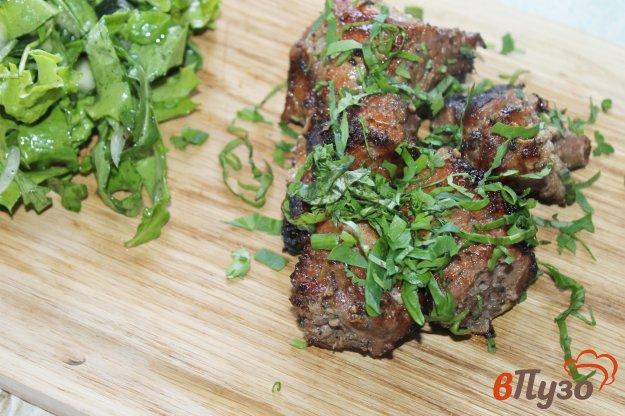 фото рецепта: Шашлык маринованный в луке