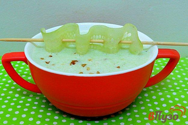 фото рецепта: Огуречный холодный суп