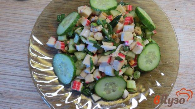 фото рецепта: Салат с морским коктейлем