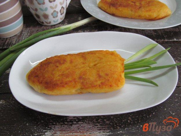 фото рецепта: Картофельные зразы с мясом