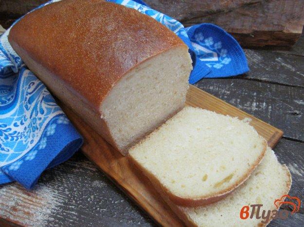 фото рецепта: Хлеб на бульоне из шампиньона