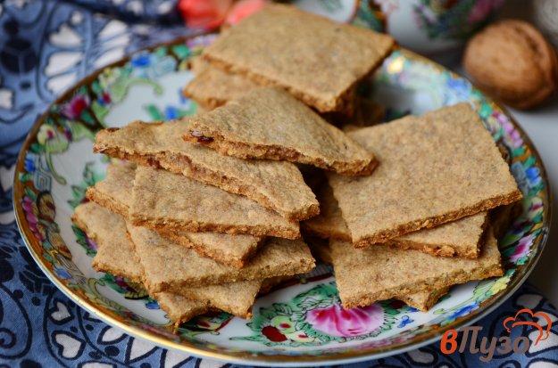 фото рецепта: Гречневое печенье