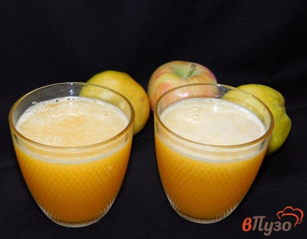 фото рецепта: Смузи из груши с апельсином