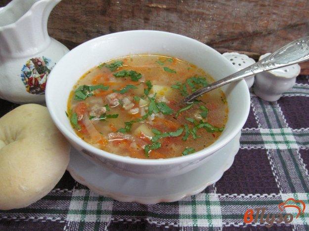 фото рецепта: Рисовый суп