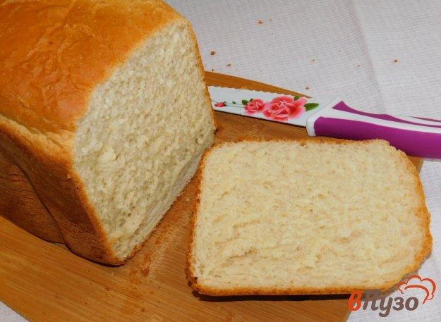 фото рецепта: Хлеб на сухом молоке