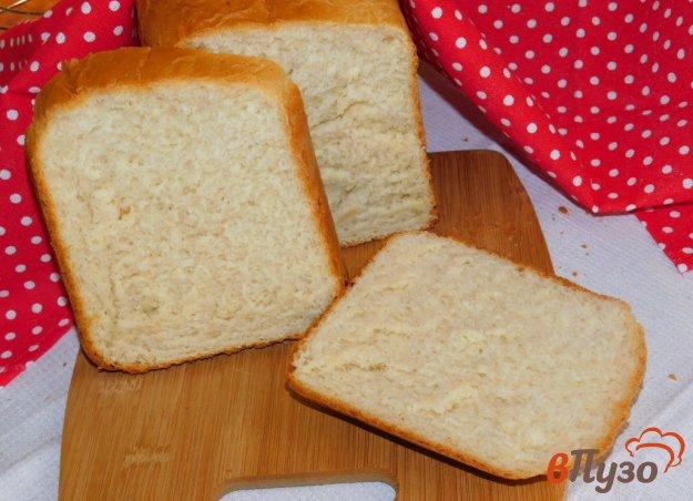 фото рецепта: Молочный хлеб с отрубями