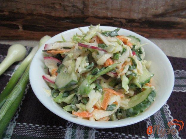 фото рецепта: Капустный салат