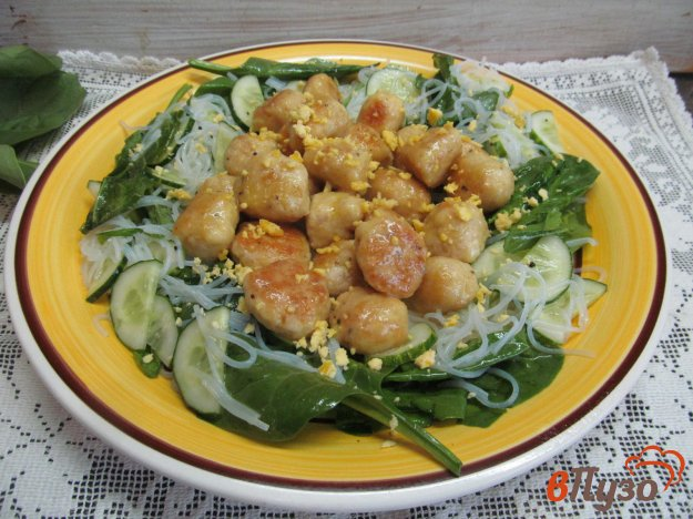 фото рецепта: Куриные фрикадельки