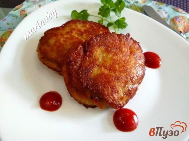 фото рецепта: Драники с мясом