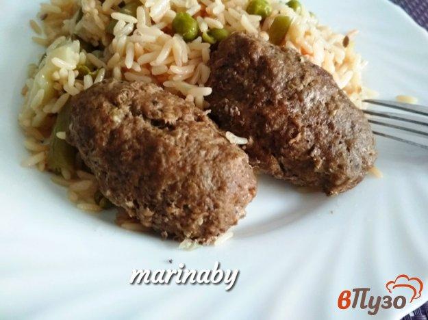 фото рецепта: Люля-кебаб из баранины