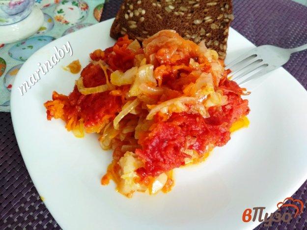 А вы знаете как приготовить Филе минтая в маринаде из овощей вкусный рецепт с фото