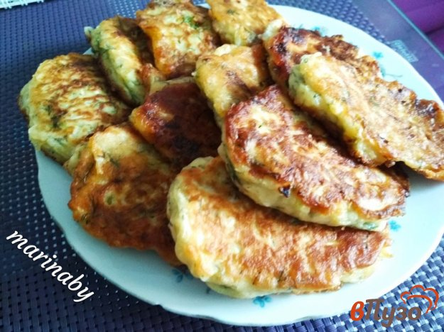 Вкусный рецепт - Капустные оладьи на сметане рецепт с пошагым фото