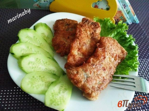 фото рецепта: Жаренное филе карпа