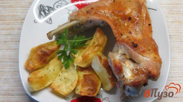 фото рецепта: Запеченные крылья индейки