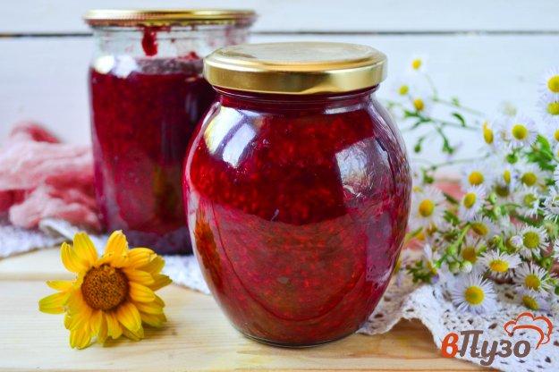фото рецепта: Варенье из малины с минимумом сахара