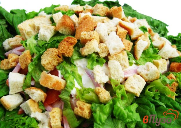 ТОП самых вкусных рецептов салата Цезарь 1